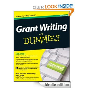 GrantWritingForDummies