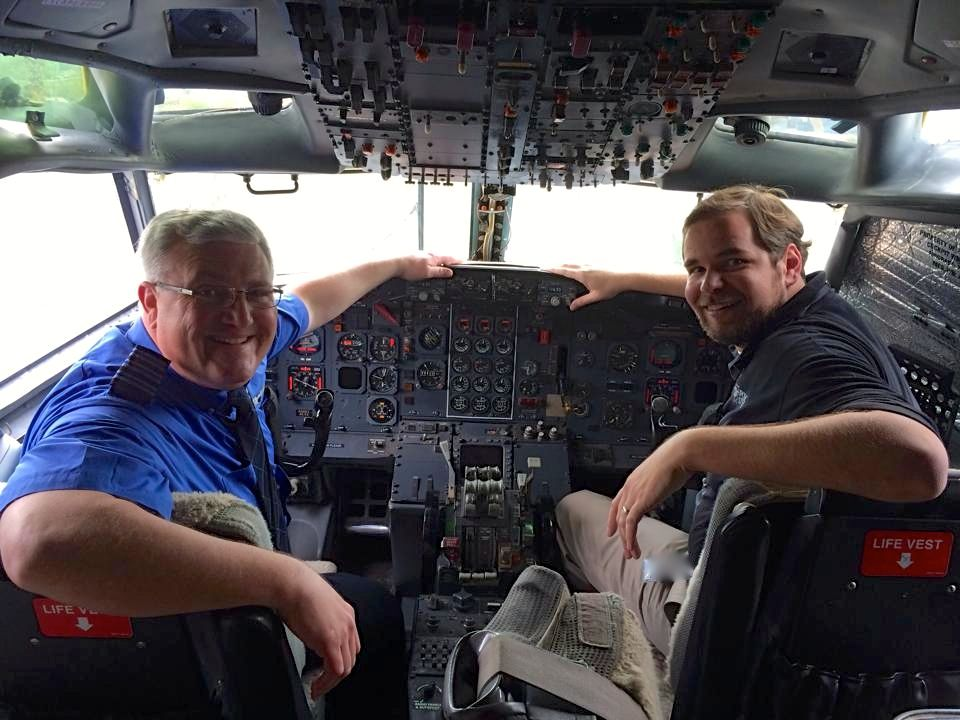 aviation management and piloting