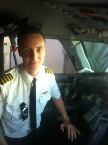 Airline Check Airman Robert Guyer